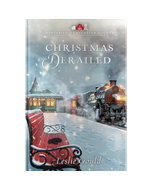 Mysteries of Lancaster County Book 21: Christmas Derailed