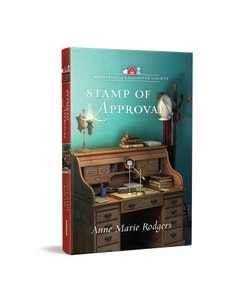 Stamp of Approval - Mysteries of Lancaster County - Book 5
