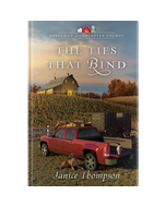 Mysteries of Lancaster County Book 7: The Ties That Bind