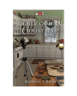 Mysteries of Lancaster County Book 9: Lights, Camera, Christmas