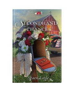 Mysteries of Lancaster County Book 25: Secondhand Chances