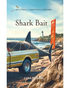 Shark Bait Book Cover