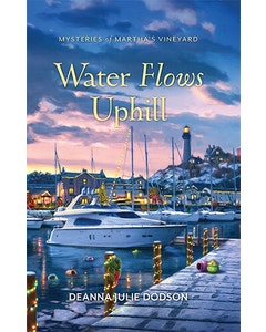 Water Flows Uphill Book Cover