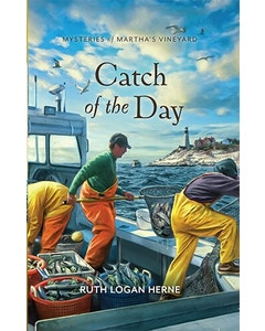 Catch of the Day Book Cover