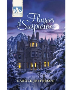 Flurries of Suspicion Book Cover