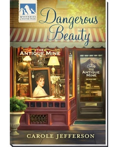 Dangerous Beauty Book Cover