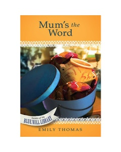 mum's the word book cover