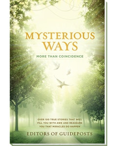 Mysterious Ways Book Cover