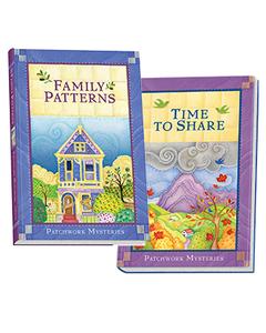 Patchwork Mysteries 2 Book Set