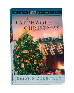 A Patchwork Christmas Book Cover