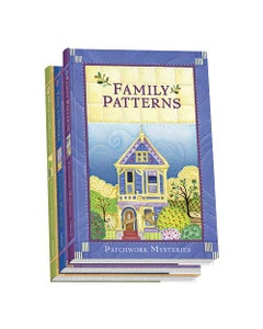 Family Patterns - Patchwork Mysteries Series