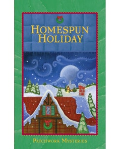 Homespun Holiday Book Cover