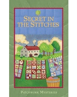 Secret in the Stitches Book Cover