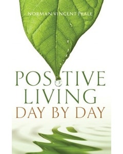 Positive Living Day by Day Cover
