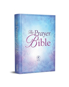 The Prayer Bible Side Cover