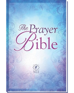 The Prayer Bible Front Cover