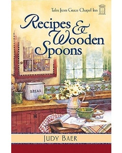 Recipes and Wooden Spoons Book Cover