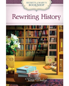 Rewriting History Book Cover