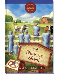 Shoo Fly Shoo Book Cover