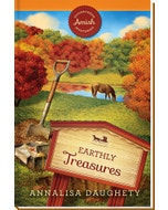 Earthly Treasures Book Cover
