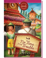 No Time for Trouble Book Cover