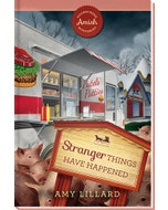 Stranger Things Have Happened - Sugarcreek Amish Mysteries - Book 18