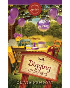 Digging Up Doubts Book Cover
