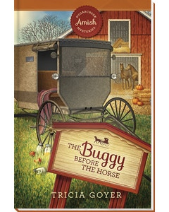 The Buggy Before the Horse Book Cover