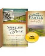 Surprised by Grace and 101 Moments of Prayer Book Set