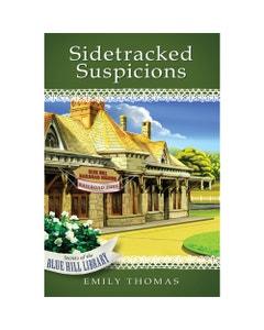 Sidetracked Suspicions Book Cover