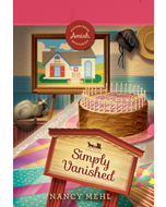 Simply Vanished Book Cover