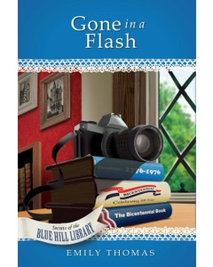 Gone in a Flash Book Cover