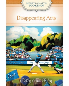 Disappearing Acts Book Cover