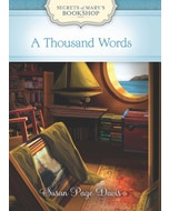 A Thousand Words Book Cover