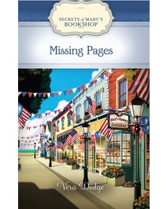 Missing Pages Book Cover