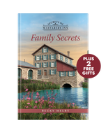 Family Secrets - Secrets of Wayfarers Inn – Book 1