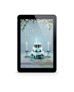 Secrets of Wayfarers Inn Book 25: Old, New, Borrowed, Blue - eBook