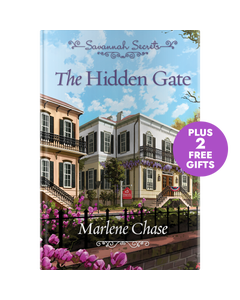Savannah Secrets - The Hidden Gate - Book 1