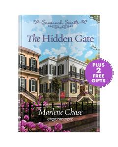 Savannah Secrets - The Hidden Gate - Book 1