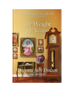 Savannah Secrets - The Weight of Years - Book 6