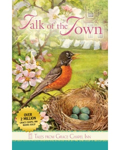 Talk of the Town Book Cover