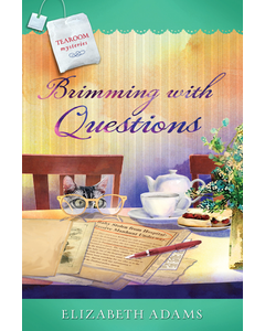 Brimming with Questions - Tearoom Mysteries - Book 18