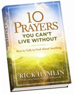 10 Prayers You Can't Live Without Cover