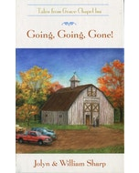 Going, Going, Gone! Book Cover