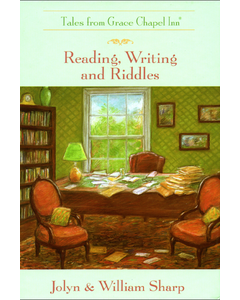 Reading, Writing and Riddles Book Cover