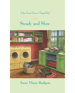 Steady and Slow Book Cover
