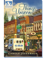 Things Unseen Book Cover