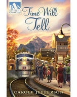 Time Will Tell Book Cover