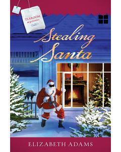 Stealing Santa - Tearoom Mysteries - Book 14