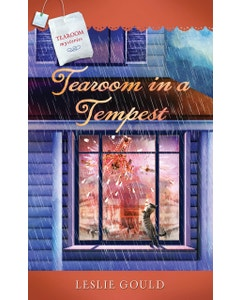 Tearoom in a Tempest - Tearoom Mysteries - Book 17 cover
